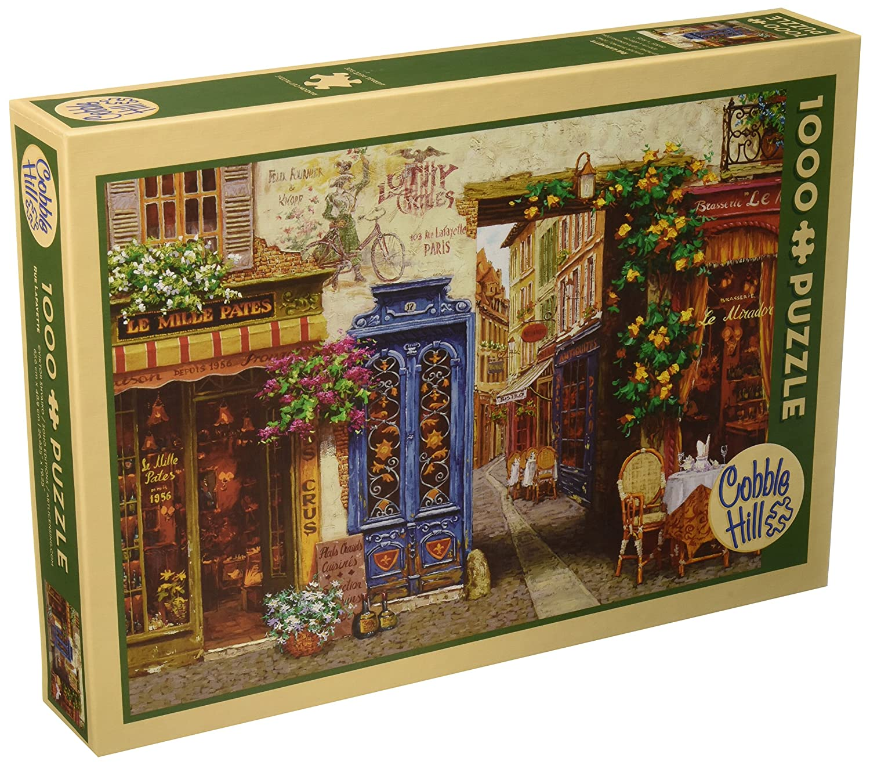 Cobble Hill Rue Lafayette 1000 Piece Jigsaw Puzzle by Cobble Hill