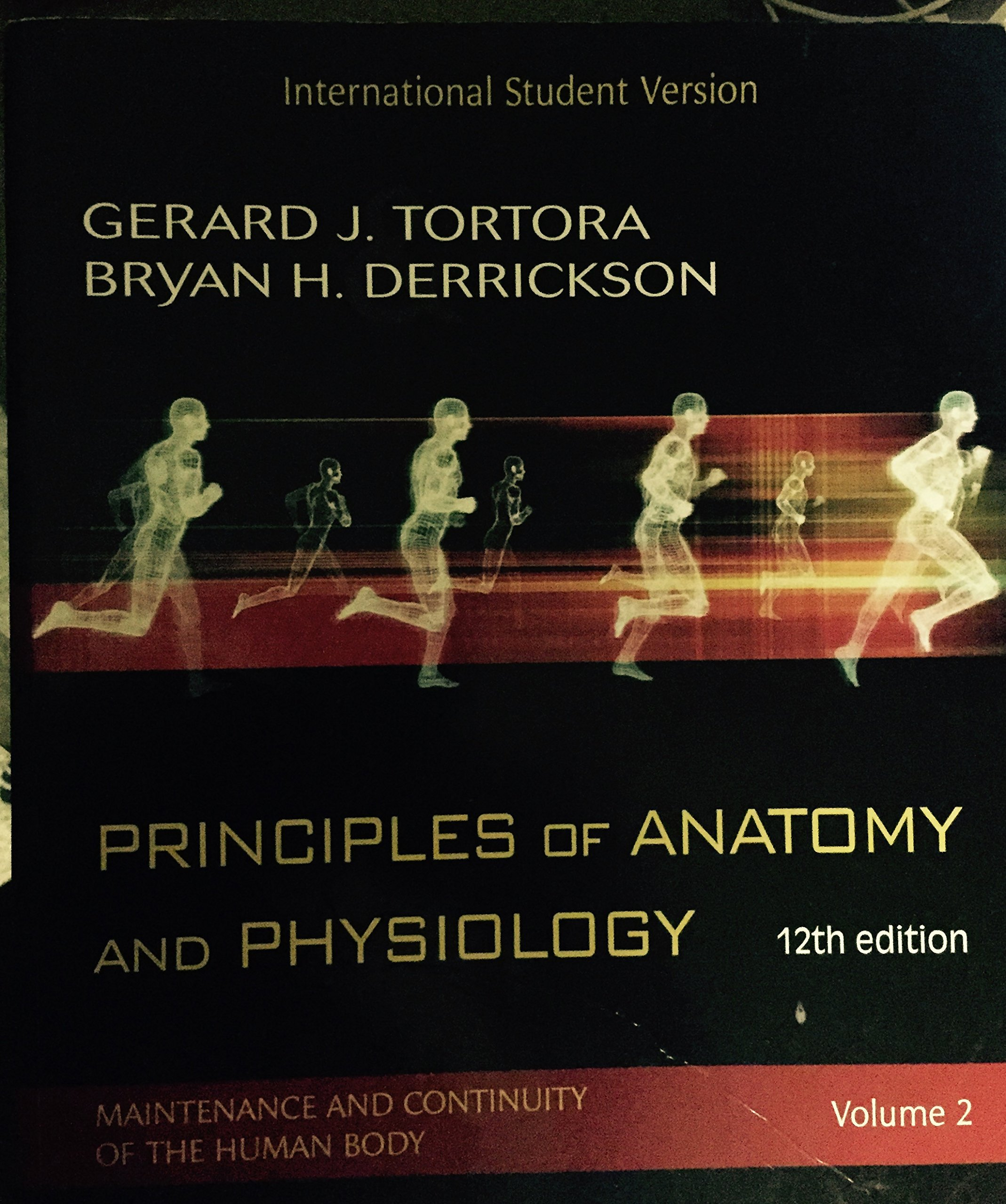 Principles of Anatomy and Physiology: 9780470392348: Amazon.com: Books