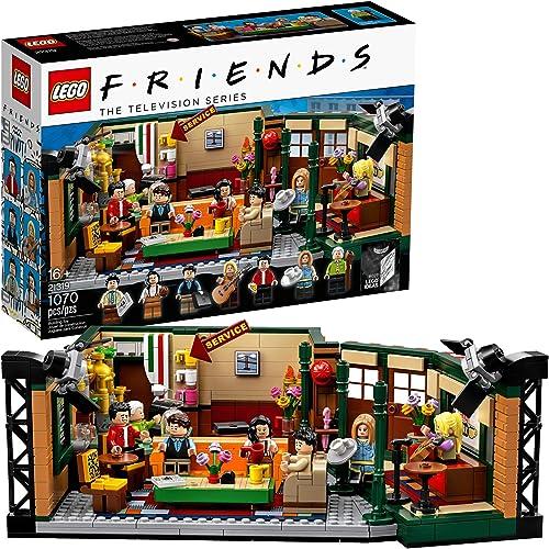 LEGO 乐高Ideas系列老友记-中央公园咖啡馆21319 Central Perk(1070块积木)
