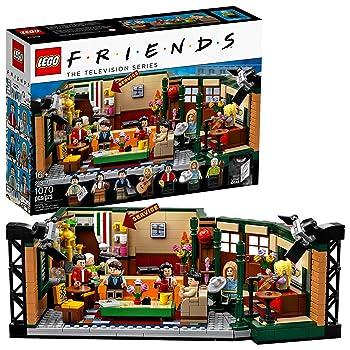 LEGO Ideas 21319 Central Perk Lego Set For Kids