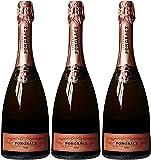 Pongracz Rose Sparkling Wine Non Vintage, 75 cl (Case of 3)