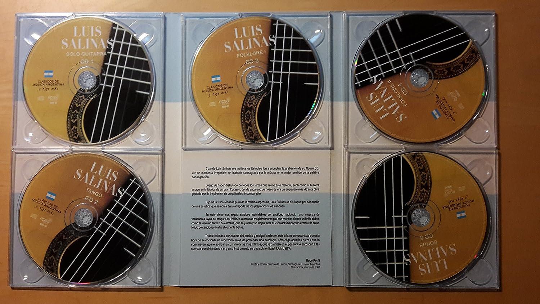 Clasicos de Musicas Argentina by Luis Salinas: Amazon co uk