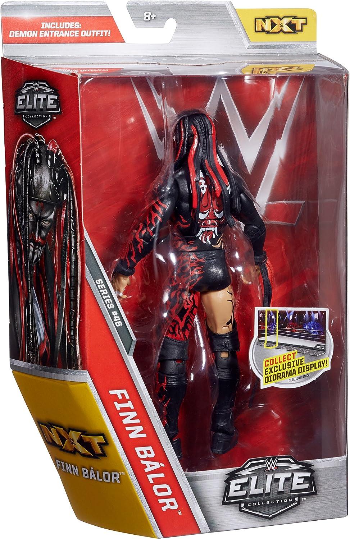 WWE Finn Balor Elite 46 Wrestling figures NEUF//coffret