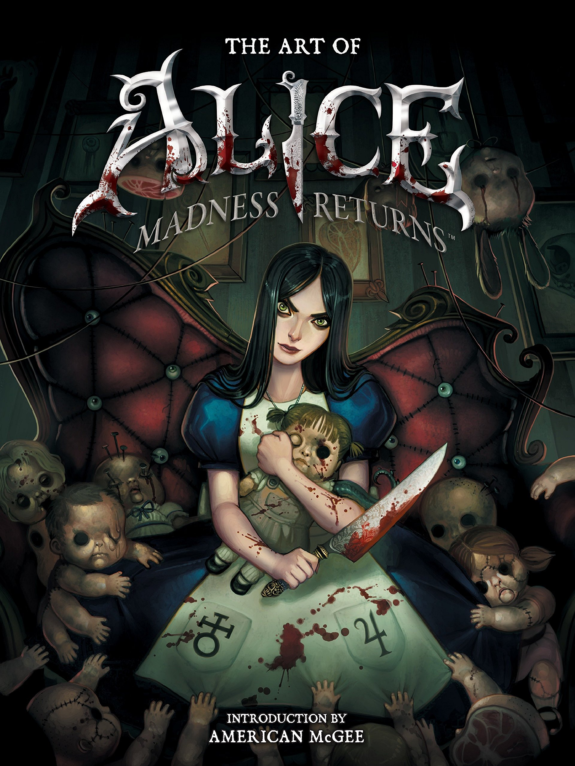The Art of Alice: Madness Returns by Dark Horse Comics