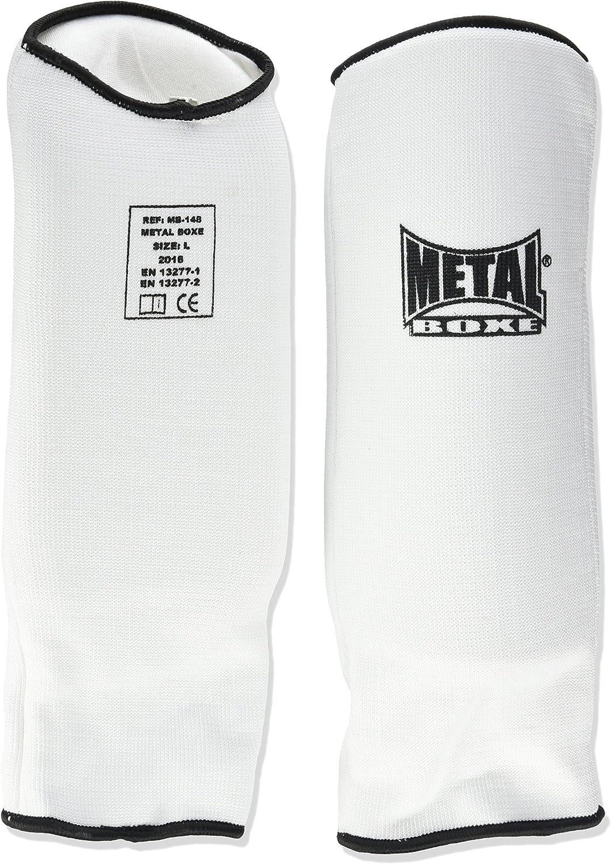 Proteges Avant Bras Tissu Mousse Noir METAL BOXE