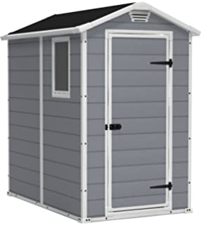 Resin Outdoor Backyard Garden Storage Shed