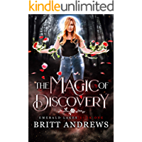 The Magic of Discovery: Emerald Lakes Book One book cover