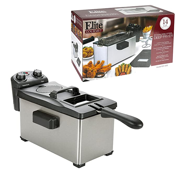 Top 9 Seafood Deep Fryer