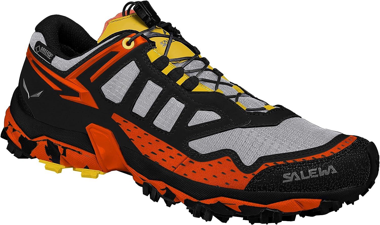 SALEWA Ms Ultra Train GTX, Zapatillas de Senderismo para Hombre: Amazon.es: Zapatos y complementos