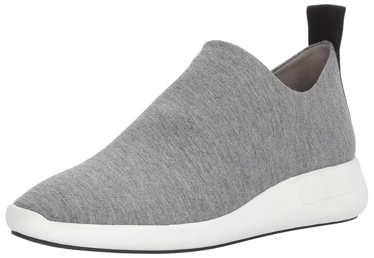 Via Spiga Women's Marlow Slip Sneaker B074F12RR3 9.5 B(M) US|Heather Grey Jersey