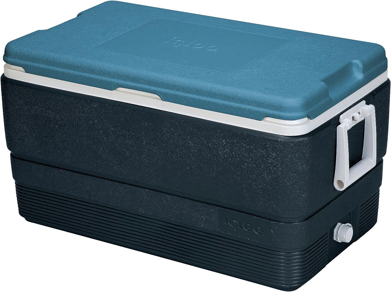 IGLOO–Nevera rígida 70Cool Box-Blue