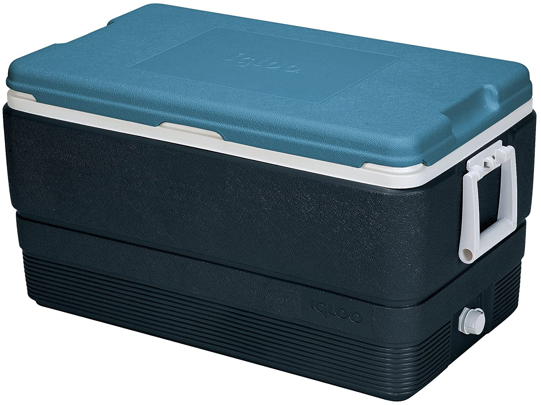 Igloo MaxCold 70 Cool Box-Blau, Unisex, Maxcold 70
