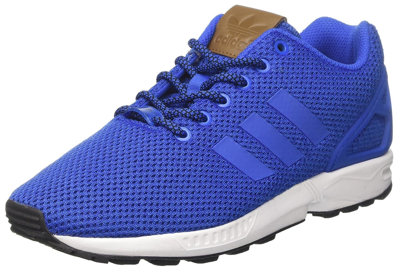Adidas ZX Flux, Zapatillas para Hombre 44 EU|Varios Colores (Blue / Blue / Footwear White)