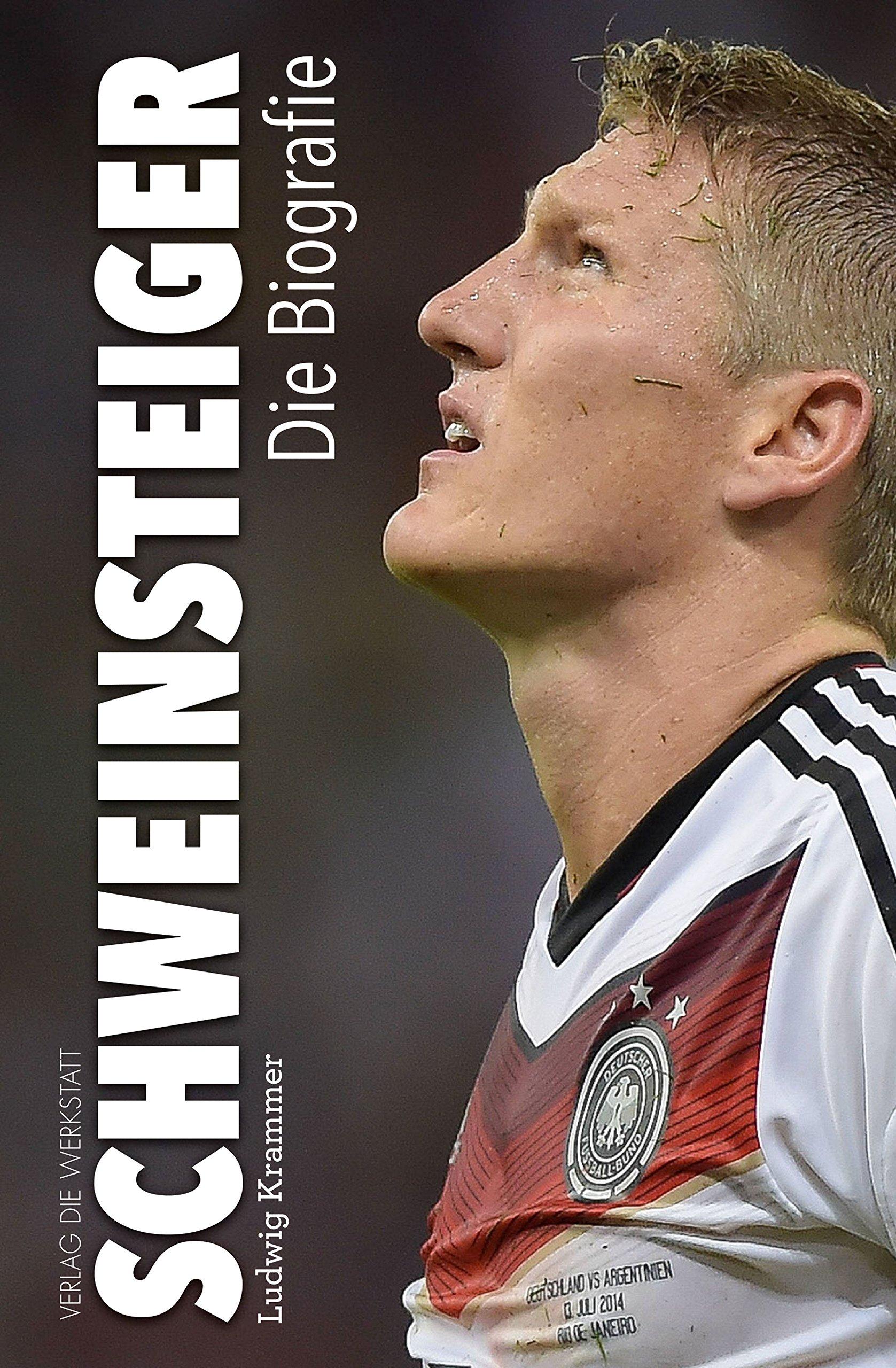 Schweinsteiger: Die Biografie Gebundenes Buch – 10. Oktober 2018 Ludwig Krammer Die Werkstatt 3730704060 Ballsport