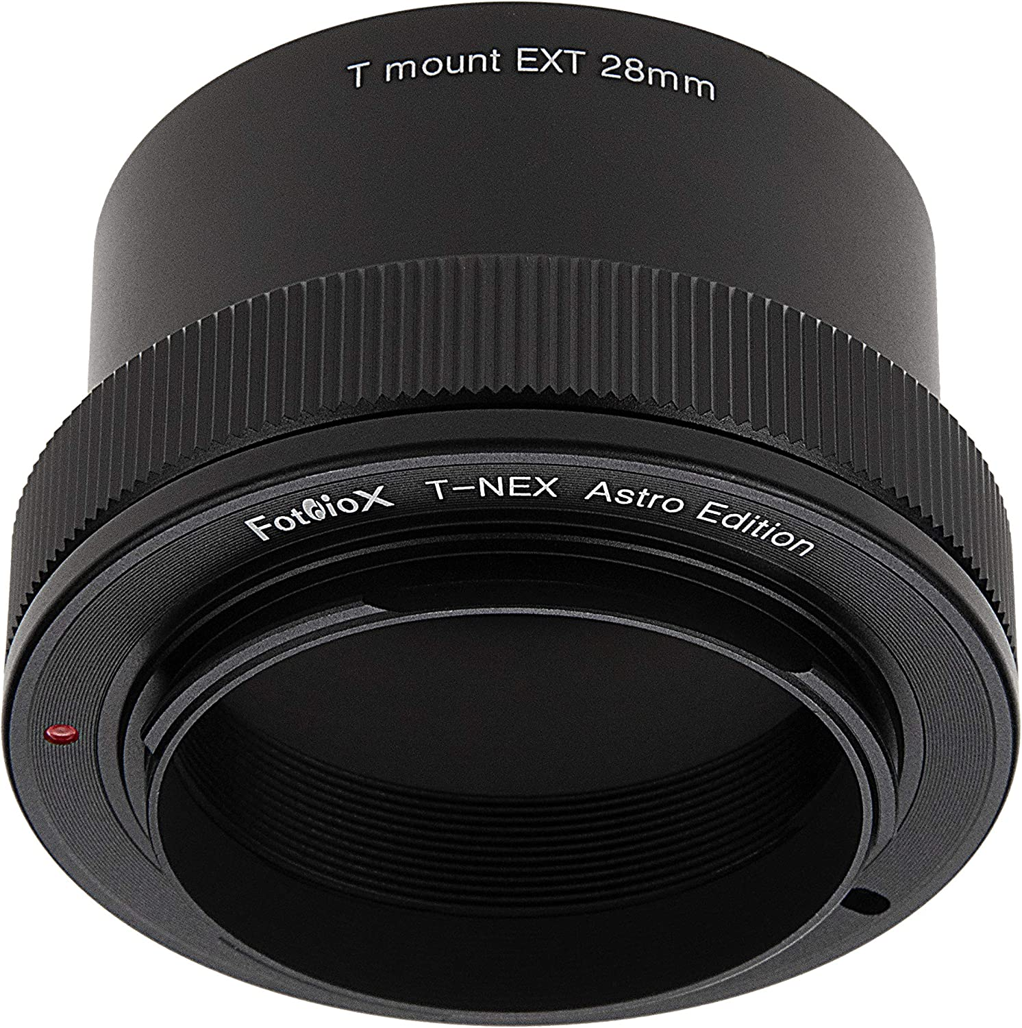 Compatible with T-Mount Screw Mount Telescopes to Sony Alpha E-Mount Cameras for Astronomy Fotodiox Lens Adapter Astro Edition T//T-2