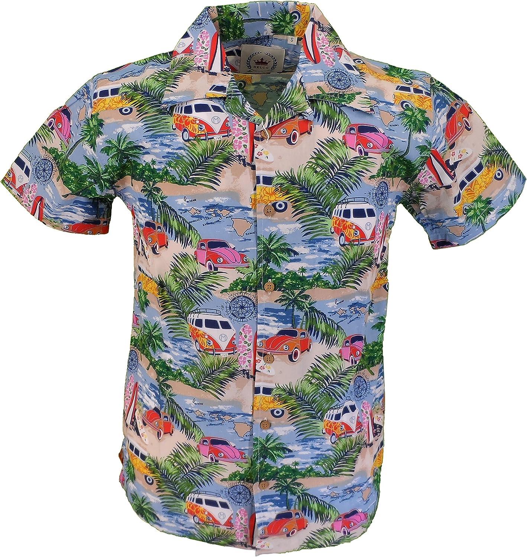 Relco - Camisa Casual - Cuello ópera - para Hombre Verde Small: Amazon.es: Ropa y accesorios