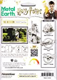 Fascinations Metal Earth Harry Potter The Burrow 3D Metal Model Kit