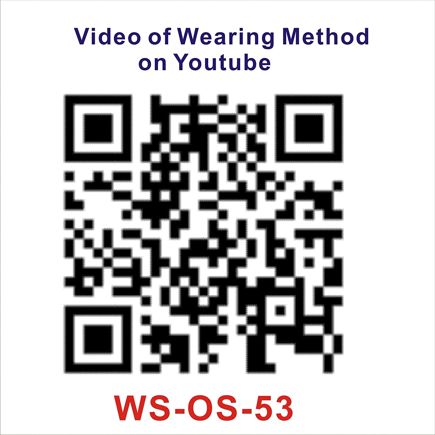 IRUFA,WS-OS-53,New 3D Breathable Patented Fabric RSI Wrist Splint Brace Support, Night Support for...