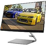 "Lenovo Q24i - Monitor de 23.8"" (Pantalla FullHD, 1920x1080 pixeles, tiempo de respuesta 4ms, 60 Hz, VGA, HDMI), Color Negro"