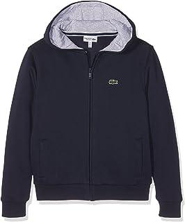 328a1846ea36 Lacoste Sweat-Shirt à Capuche Homme  Amazon.fr  Vêtements et accessoires