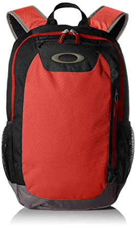 3f97fb9d3d5 Amazon.com  Oakley Mens Enduro 20 Crestible Backpack One Size Red ...