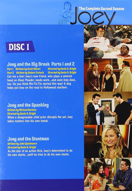 Amazon com: Joey: The Complete Second Season: Matt LeBlanc