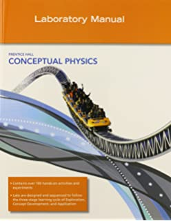 Amazon conceptual physics c2009 problem solving exercises in conceptual physics c2009 lab manual se fandeluxe Choice Image