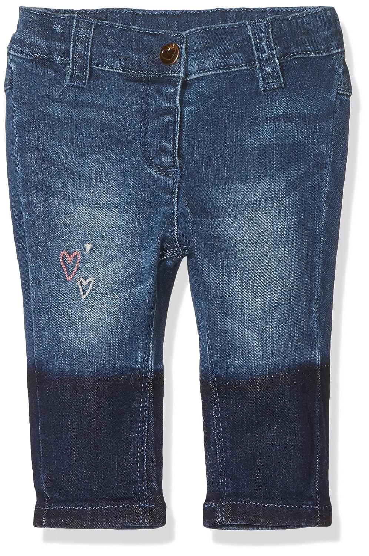 TOM TAILOR Platzierter Druck Long, Jeans Mixte Bébé 6206026.00.21
