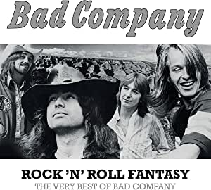 Rock N Roll Fantasy: Very Best Of Bad Company