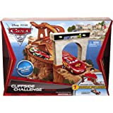 Amazon Com Cars 2 Tokyo Spinout Track Set Toys Amp Games
