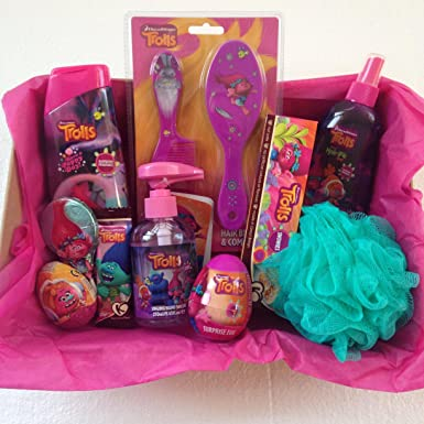 Trolls gift hamper dreamworks perfect for birthdays christmas trolls gift hamper dreamworks perfect for birthdays christmas easter present negle Choice Image