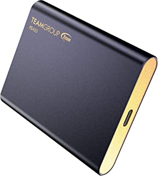 TeamGroup PD400 480GB USB 3.1 Portable SSD