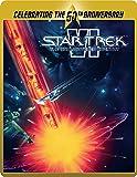 Star Trek 6 - The Undiscovered Country (50th Anniversary Steelbook) [Blu-ray] [2015]