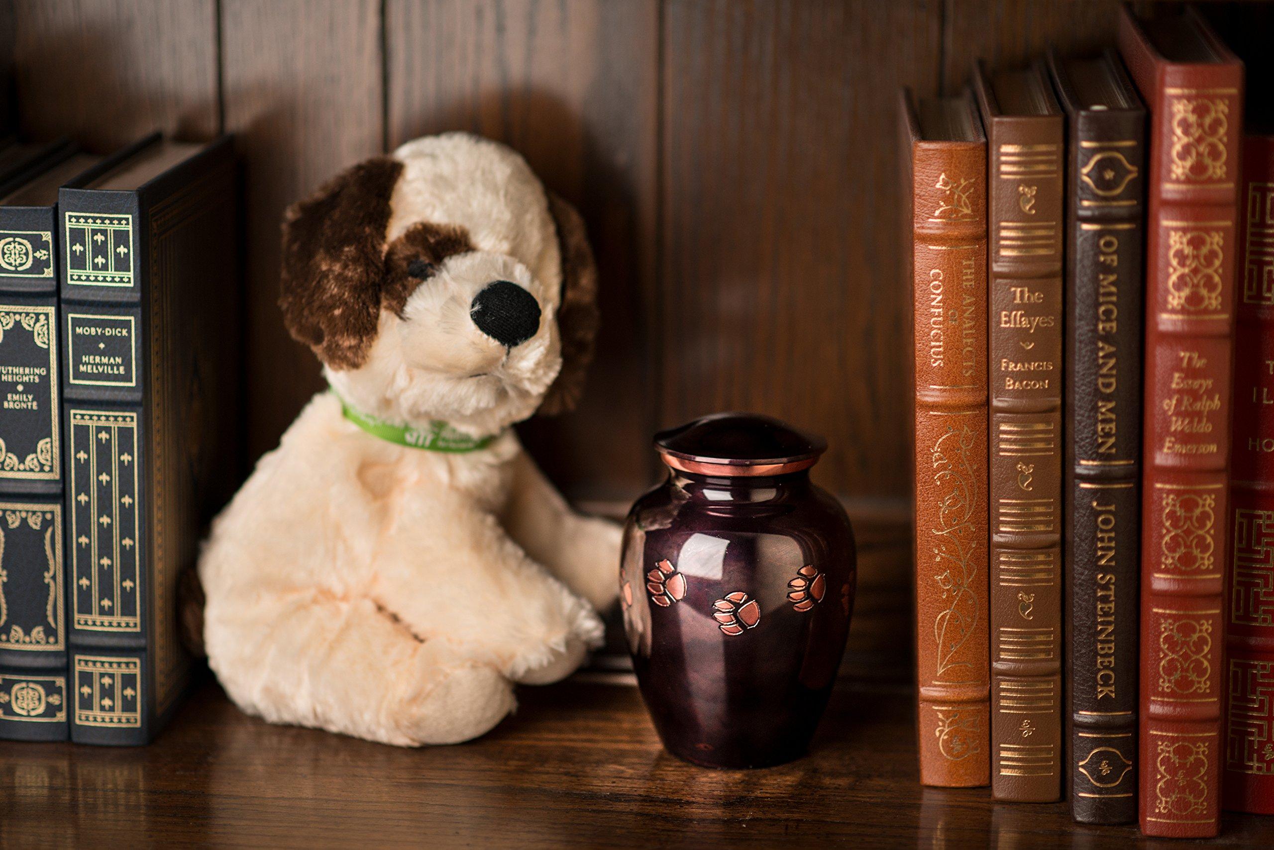 Pet Passages - ''Beloved Companion - Amethyst (X-Large) by Pet Passages (Image #8)