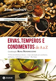 Ervas, temperos e condimentos: De A a Z