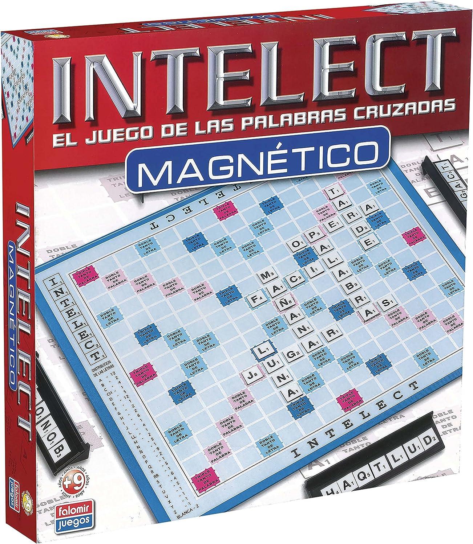 Falomir Intelect magnético. Juego de mesa. Family & Friends (646386): Amazon.es: Juguetes y juegos