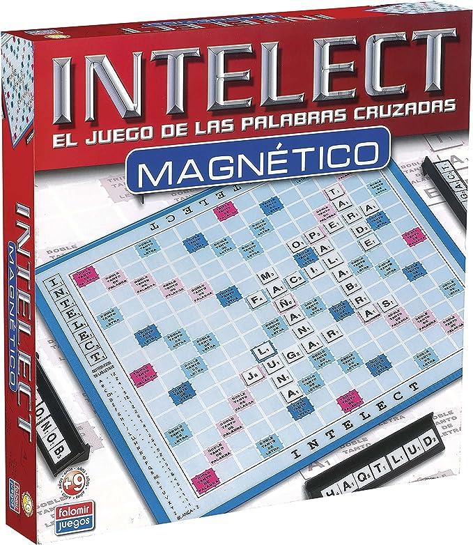 Falomir Intelect magnético. Juego de mesa. Family & Friends (646386) , color/modelo surtido: Amazon.es: Juguetes y juegos