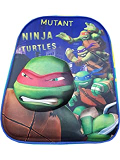 Cartoon Mochila 3D Tortugas Ninja Nickelodeon 6D Asylum ...
