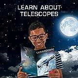 NASA Lunar Telescope for Kids - Capable of 90x