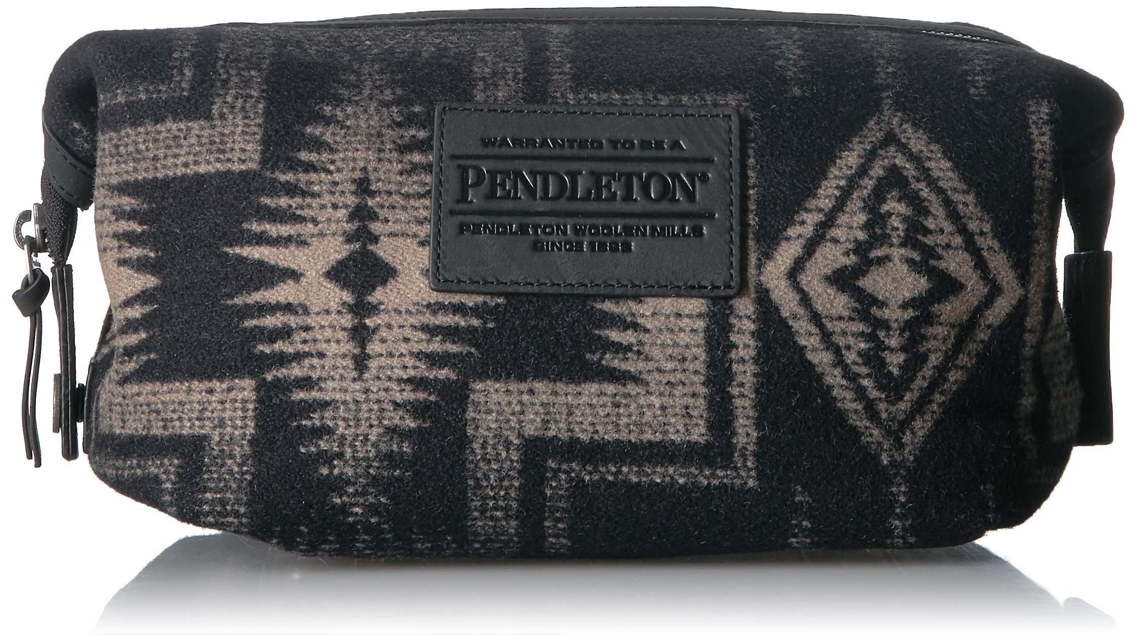 Pendleton Men's Essentials Pouch Bag, Harding tan, One Size