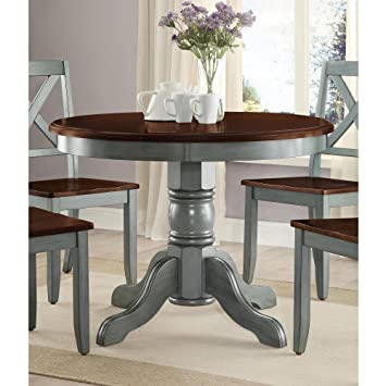 Amazon.com - Better Homes and Gardens Cambridge Place Dining Table ...