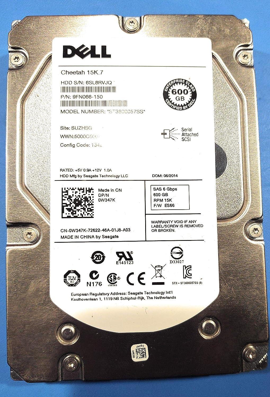 DELL ST3600057SS-DELL 600GB 15K 6G LFF SAS Hard Drive