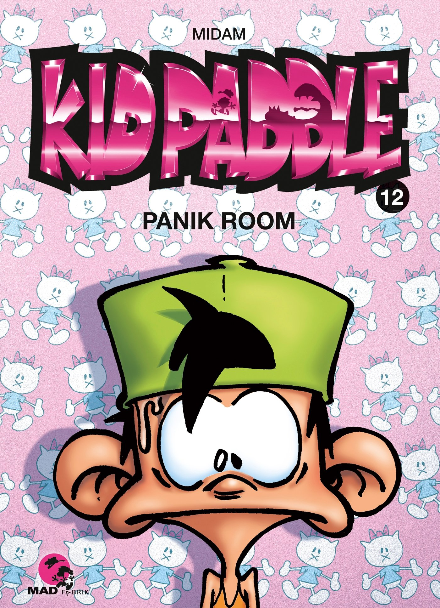 Kid Paddle Tome 12 - Panik Room