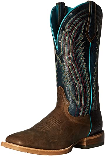 Amazon.com | Ariat Men's Chute Boss Western Cowboy Boot | Western
