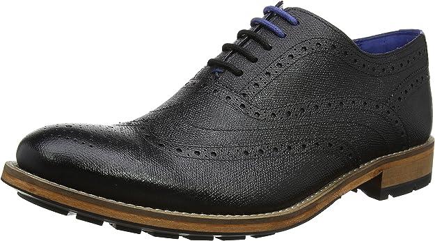 TALLA 43 EU. Ted Baker Guri 9, Zapatos de Cordones Oxford para Hombre
