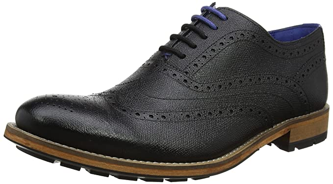d6a95ca78c0a0b Amazon.com  Ted Baker Men s Guri 9 Formal Leather Lace up Brogue ...