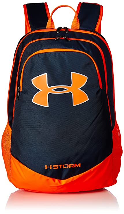da4ef52cf2f1 Amazon.com  Under Armour Boy s Storm Scrimmage Backpack  Sports ...
