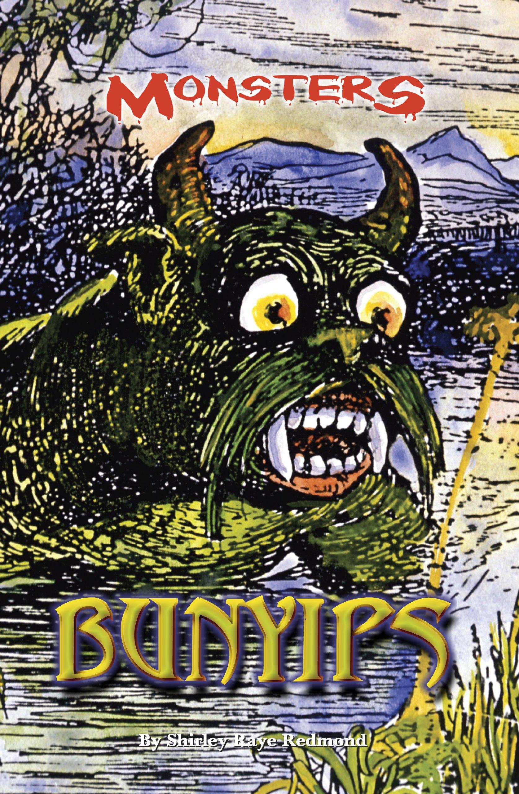Bunyips (Monsters) pdf