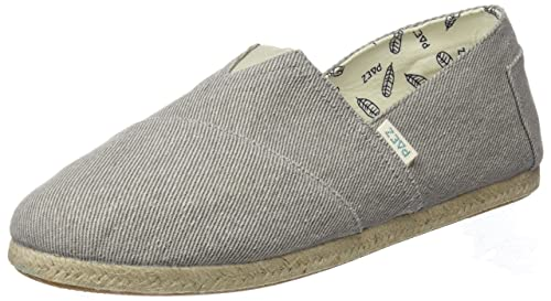 Mens Original-Essentials Espadrilles, Grey Paez