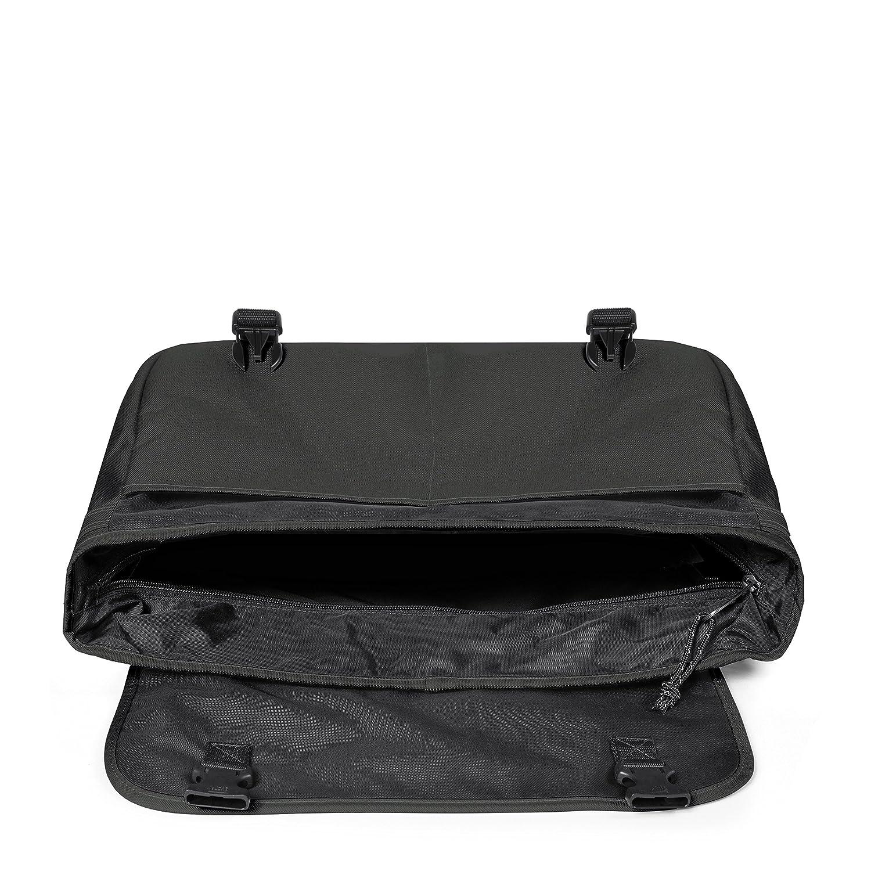 86d4edad0bd Eastpak Delegate Messenger Bag, 39 cm, 20 L, Black: Eastpak: Amazon.co.uk:  Luggage